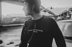 heaven sleeve shirt black wale goods company