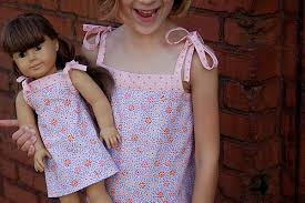 popover sundress and doll dress free sewing patterns oliver s