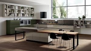 cuisine ouverte avec ilot table cuisine ouverte avec ilot cgrio