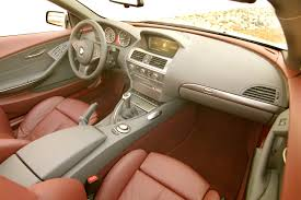 new car review 2005 bmw 6 series