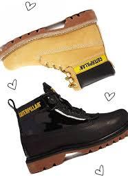 womens cat boots canada the 25 best caterpillar boots ideas on timberland