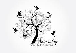 branding logo design nat urality logo foi designs