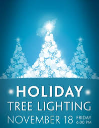 the bravern celebrates holidays with second annual tree lighting