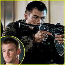 Red Awn Chris Hemsworth U0027red Dawn U0027 Exclusive Images Chris Hemsworth