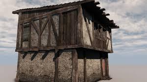Medieval House Interior 3d Medieval Building 2014 06 10 Medieval Tavern Interior