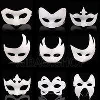 venetian masks bulk wholesale unpainted masquerade masks buy cheap unpainted