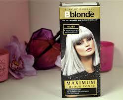 silver blonde color hair toner bblonde maximum colour toner in silver laura trends