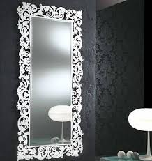 designer mirrors for bathrooms 30 best of large contemporary mirrors