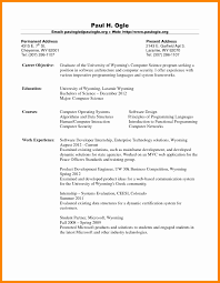 resume format for freshers engineers cse federal credit sle resume for computer science fresh graduate career objective