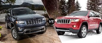 cherokee jeep 2014 2014 jeep grand cherokee vs 2013 jeep grand cherokee