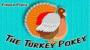 Preschool Songs For Thanksgiving The Turkey Pokey Movement Song For Children Youtube