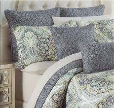 turquoise quilted coverlet tahari home cotton 3 piece full queen quilt set reversible blue