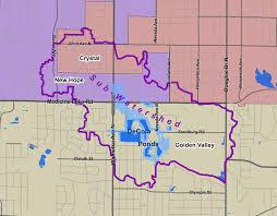 Mn Zip Code Map Medicine Lake Minnesota Mn 55441 Profile Population Maps 22mn