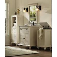Home Decorators Collection Hamilton  In W X  In D Shutter - Home depot bathroom vanity granite