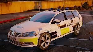 passat volkswagen 2011 2011 volkswagen passat estate danish police gta5 mods com
