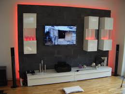 Wohnzimmer Kino Ideen Fernseher An Der Wand Bequem On Moderne Deko Idee In Unternehmen