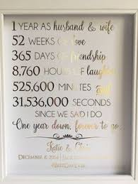 year anniversary ideas gift for a boyfriend husband housewarming gift one