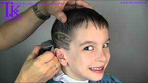 youtube young boys getting haircuts i m 6 jears and want a tattoo art hairstyle juah by theo knoop