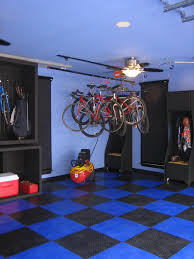 before and after sports garage makeover diy