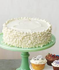 delicious layer cake recipes vanilla frosting white chocolate