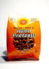gluten free pretzel list