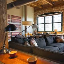 Loft Interior Design Ideas Bucktown Chicago Living Room Loft Interior Design Project
