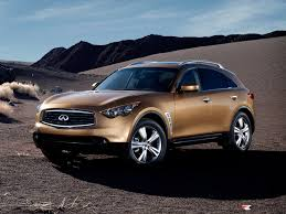 2009 infiniti fx50 s review video