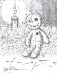 voodoo doll by evil peanut on deviantart