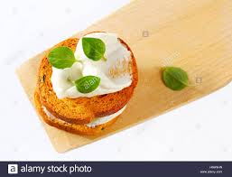 Small Tiny Food Aliment Bread Closeup Spread Small Tiny Little Short Mini