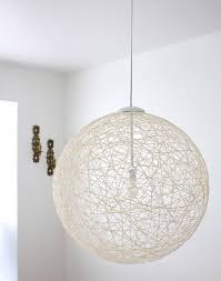 Diy Ball Chandelier 50 Coolest Diy Pendant Lights