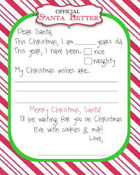 printable santa letters crna cover client proposal sample