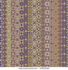 ethnic boho seamless pattern tribal art stock vector 437540665