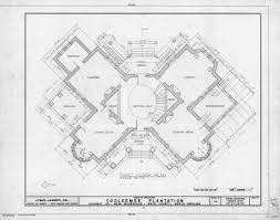 southern plantation house floor plans