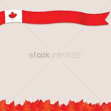 canada flag template design vector image 1974949 stockunlimited