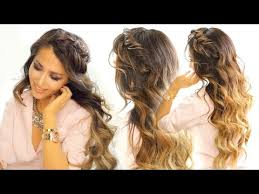 hairstyles quick and easy to do m 2 cute headband braid hairstyles quick easy school hairstyle