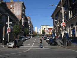 Light Fixtures San Francisco 3 New Pedestrian Lighting Projects Set To Illuminate The