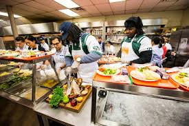 thanksgiving dinner in nyc jets team up with food bank of nyc