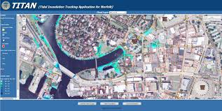 Norfolk Zip Code Map by City Of Norfolk Parking Garages To The Rescue U0026 Updated Flooding Info