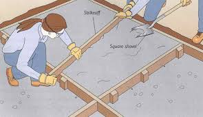 Cover Cracked Concrete Patio by How To Build Diy Concrete Patio In 8 Easy Steps