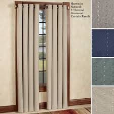Thermal Curtains Target by Insulated Curtains Target Sun Zero Tariq Greek Key Motif Blackout