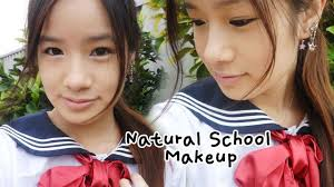 schools for makeup school makeup ナチュラル メイク