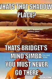 Lion King Meme Maker - lion king shadow meme generator image memes at relatably com