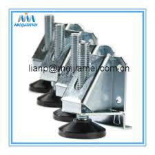 Cabinet Leveler Yg080 Cabinet Leg China Heavy Duty Lifting Levelers Rack Levelers