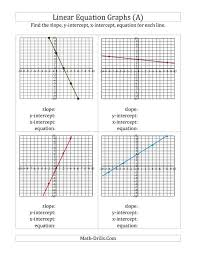 slope from a graph worksheet free worksheets library download