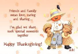 happy thanksgiving notes to friends festival collections