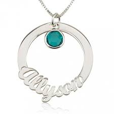 Jewelry With Names 140 Best Sterling Silver Name Necklace Images On Pinterest Metal