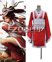 league of legends blood moon akali cosplay costume