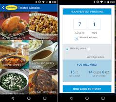 charlie brown thanksgiving dinner menu pull off an amazing thanksgiving feast with these 12 android apps