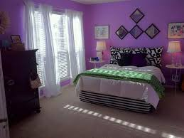 Purple Accent Wall by Teenage Purple Bedroom Ideas Stunning Bedroom Piece White