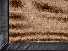 Bound Sisal Rug Rugs Fabricated U0026 Custom Rugs Home Carpet One Chicago